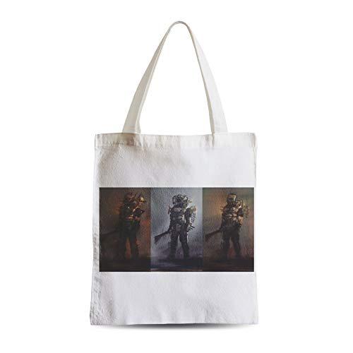 Große Tasche Sack Strand Schüler Fallout 4 Raiders Videospiele Apokalypse Survival