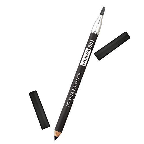 Powder Eye Pencil - eye pencil n. 001 Powdery Black