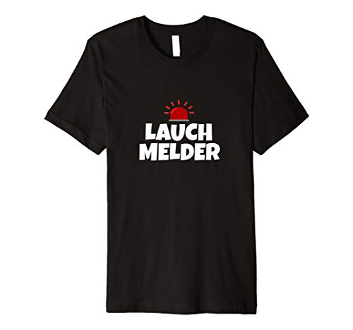 Lauch Melder | Fitness Pumper Fun tshirt