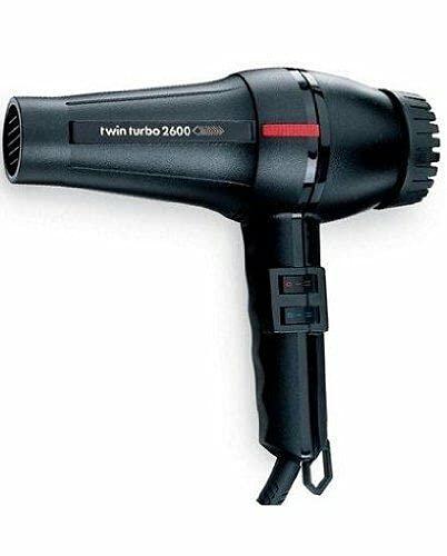 Turbo Power Twin Turbo 2600 Hair Dryer [Health and Beauty]