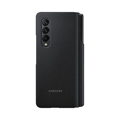 Samsung Flip Cover con S Pen per Samsung Galaxy Z Fold3 5G, Black