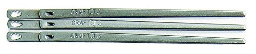クラフト社 革工具 クラフトレース針 3本 3mm 8401