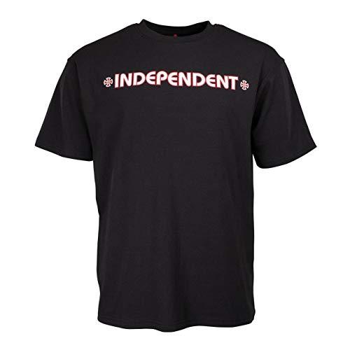 Independent Camiseta Bar Cross BK