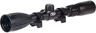 BSA Rifle Scope with Rings, 3-9 X 40