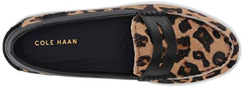 ColeHaanローファーモカシンUSサイズ:5カラー:ブラック