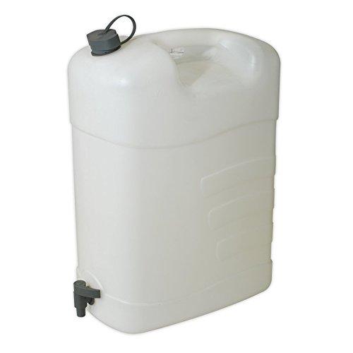 Sealey WC10T Récipient à Fluide de 10 litres avec Robinet