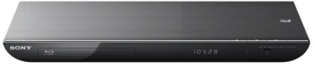 Sony BDP-S590 3D Blu-ray Disc Player with Wi-Fi (Black) (2012 Model)