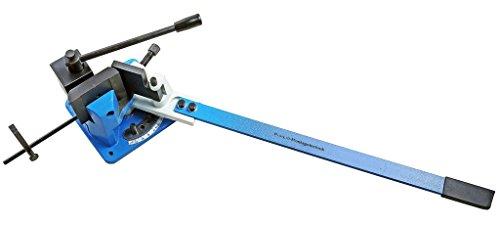 Pro-Lift-Montagetechnik Universal Biegemaschine, Winkelbiegemaschine bis 100mm, UMB100J, 02068