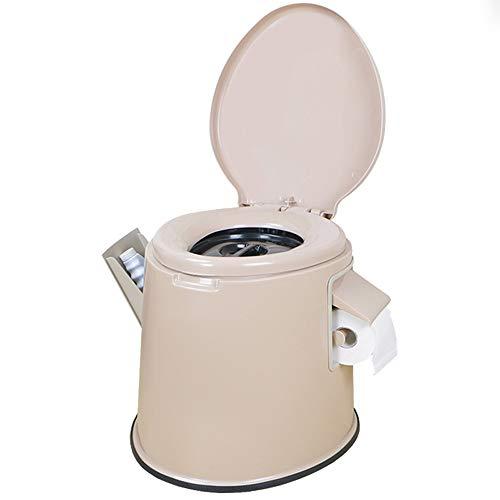 Byx Mobile Toilet Toilet Draagbare Anti-slip Zwangere Vrouwen Kunststof Toilet Volwassene Toilet Seat Patiënt Verdikt Gehandicapten Thuis Comfort Toilet Urine Emmer Kamer Draagbaar Toilet