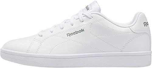 Reebok Royal Complete Cln2 Tennisschuhe für Damen, Mehrfarbig - Weiß Hargrn Weiß - Größe: 42 EU