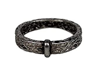 Outlander Claire Wedding Ring Celtic Knot Stainless Steel Ring Retro Jewelry Accessory Prop