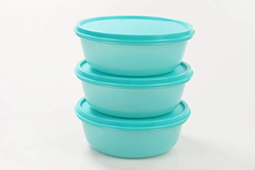 TUPPERWARE Kühlschrank Hit-Parade 600 ml türkis (3) Panorama