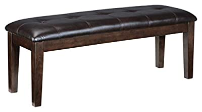 Signature Design by Ashley - Haddigan Upholstered Dining Room Bench