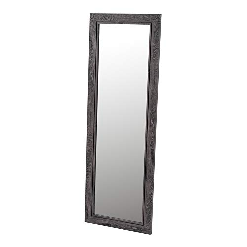 Espejo vestidor Gris de Madera y MDF de 153x53 cm - LOLAhome