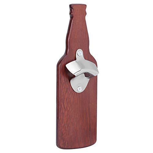 Abrebotellas para frigorífico, fácil de instalar, para accesorios de barra de barra de utensilios de cocina para el hogar(vino tinto)