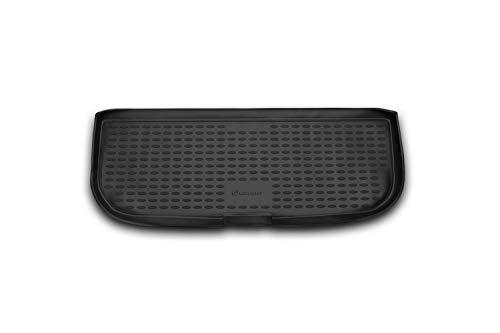 Element EXP.NLC.16.08.B14 Passgenaue Premium Antirutsch Gummi Kofferraumwanne - Ford Galaxy, Minivan - Jahr: 06-20, schwarz, Passform