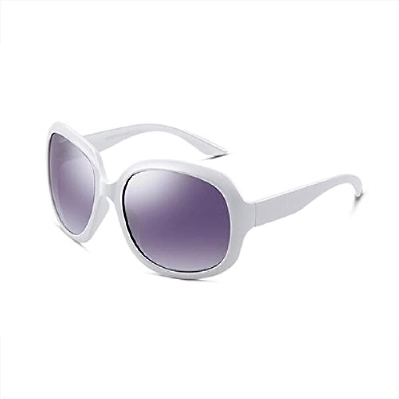 Moolo Sunglasses Female Polarized Light Box Anti Glare UV Decoration Retro Driving Out Play Sunglasses