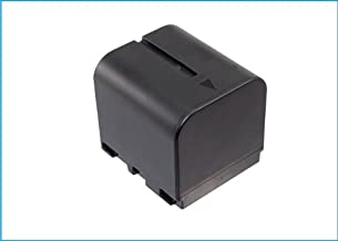 Replacement Battery for JVC GR-D250US GR-D270US GR-D240 GR-D246 GR-D247 GR-D250 GR-D250U GR-D270 GR-D271US GR-D275 GR-D275US GR-D290 GR-D290AC GR-D290AH