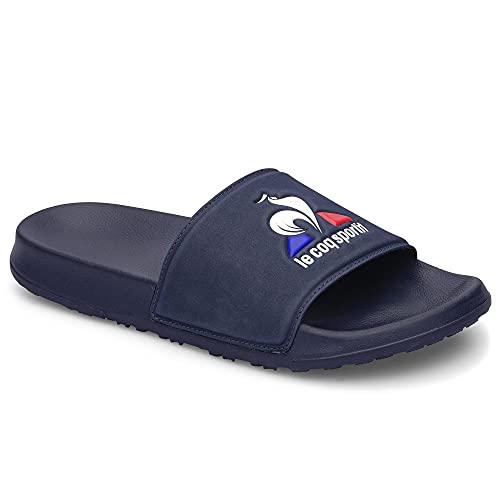 Le Coq Sportif Slide Logo, Zapatillas Unisex Adulto, Dress Blues, 41 EU