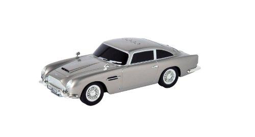James Bond – Skyfall – Aston Martin DB5 – Voiture Espion à Fonctions