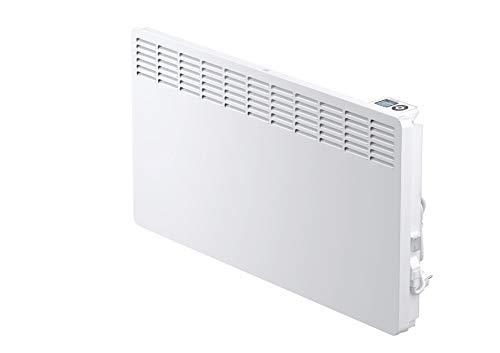 Stiebel Eltron Wand-Konvektor CNS 300 Trend, für ca. 30 m², 3 kW, LC-Display, Wochentimer, Offene Fenster Erkennung, 236530, Alpineweiß