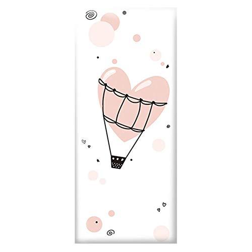 QIANCHENG-Cushion Tapete Weiche Wandpaneele Wandverkleidung Dekor Fliesen Wandaufkleber Zuhause Karikatur Verdicken Kollision Weicher Fall Zubehör Selbstklebend, 11 Stile (Color : #9, Size : 10pcs)