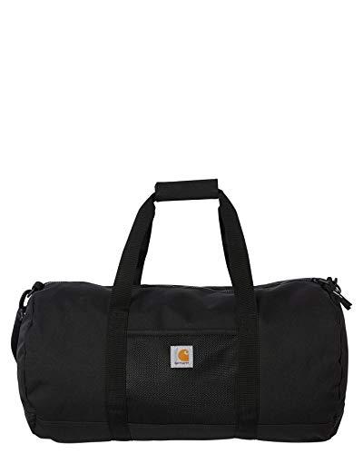 Carhartt Wright Duffle Bag I028387 Black Borsone con Tracolla