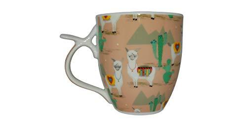 Cha Cult Lama Porzellantasse für Tee oder Kaffee