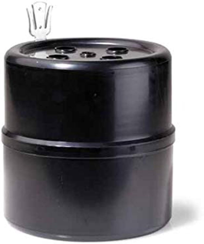 Kordelabroller, passend für Kunststoffschnur, Kunststoffschnur, Kunststoffschnur, schwarz, mit Schneidevorrichtung, 1 Stk. B07H5TCJ67    | Good Design  008d7e