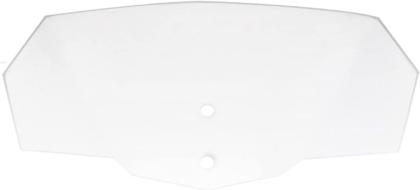 Max 75% OFF Windshield Deflector Baltimore Mall Motorcycle A Universal Extension