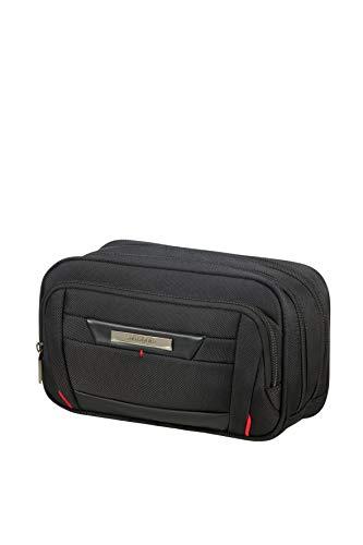 SAMSONITE Pro-DLX5 Cosmetic Cases - horizontale toilettas, 24 cm, zwart