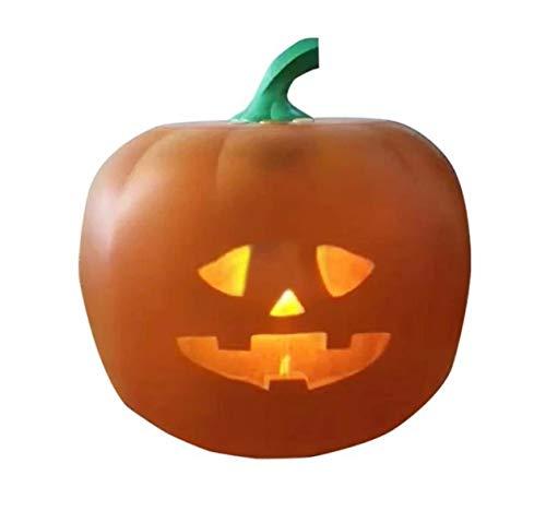 LCSA - Farol de calabaza para Halloween