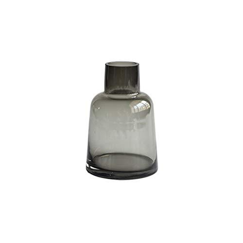 Noband JSFGFSDH - Jarrón de cristal con forma de castillo, utilizado en arte fotográfico, decoración del hogar