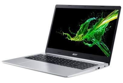Acer Aspire 5 A515-44-R8VV Notebook Silver 39.6 cm (15.6') 1920 x 1080 pixels AMD Ryzen 7 8 GB DDR4-SDRAM 512 GB SSD Wi-Fi 5 (802.11ac) Linux Aspire 5 A515-44-R8VV, AMD Ryzen 7, 2 GHz, 39.6 cm