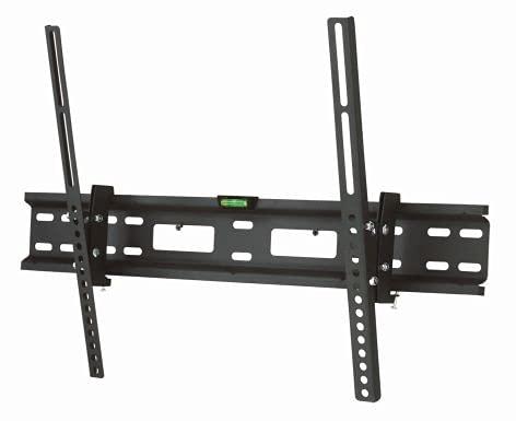 Soporte de pared de TV inclinable para pantallas de TV plana LCD LED de 32 pulgadas a 65 pulgadas, 600 x 400 Vesa universal