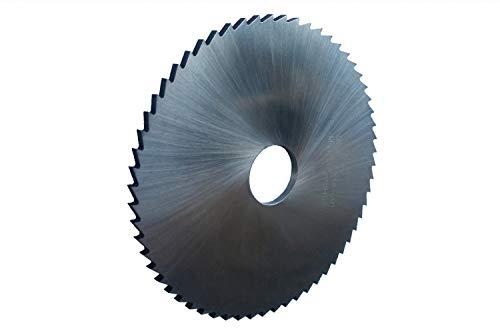 PAULIMOT HSS-Sägeblatt 80 x 1,5 mm, 72 Zähne, 16 mm Aufnahmebohrung