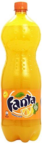 Fanta, Bevanda Analcolica al Succo di Arancia - 1.5 Litri