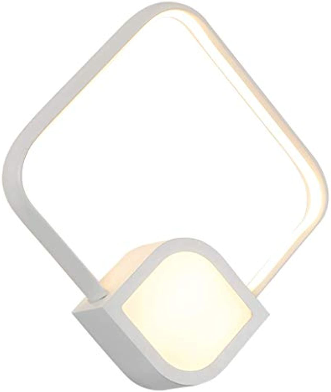 XYZS Wandlampe Moderne minimalistische führte Nachttischlampe Nordic Persnlichkeit kreative Treppe Gang Flur Schlafzimmer Wand Lampe Wohnzimmer Wandleuchte
