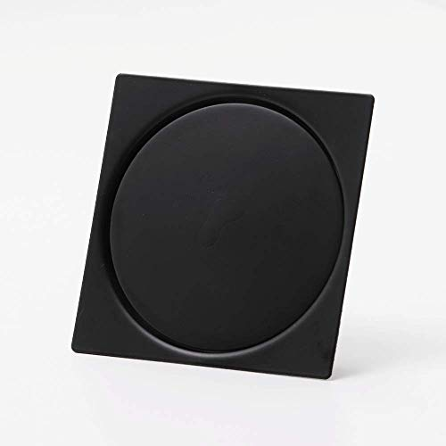 Ralo Inteligente Click Up Pop - Aço Inox 15x15cm Veda Cheiro