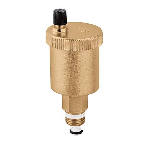 Caleffi Automatischer Schnellentlüfte MINICAL 1/2 Zoll AG mit Absperrung, Automatischem Absperrventil 502140