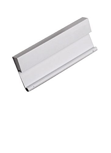 Replacement Pool Skimmer Weir Door Flap 8-3/8-Inch White by Southeastern