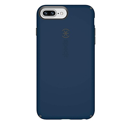 Speck Products CandyShell Cell Phone Case for iPhone 8 PLUS/7 PLUS/6S PLUS/6 PLUS, Deep Sea Blue