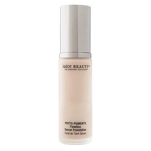 Juice Beauty Phyto-Pigments Flawless Serum Foundation, Buff, Cream, 1.01 Fl Oz