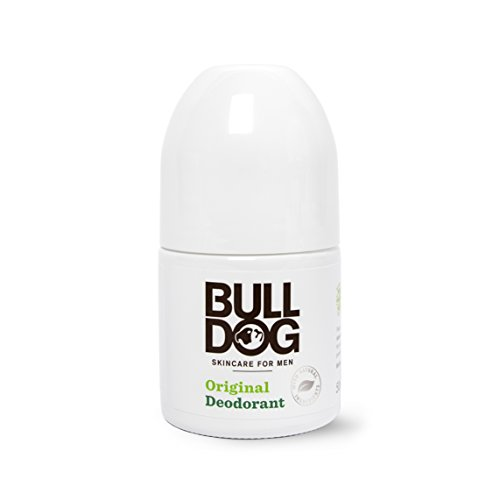 Bulldog Cuidado para Hombres Original - Desodorante Roll On Masculino, 50 ml