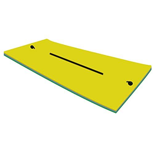 YJYQ, coperta galleggiante per piscina, resistente agli strappi e durevole, in schiuma XPE, utilizzata per intrattenimento e tempo libero, piscina, laghi o spiagge