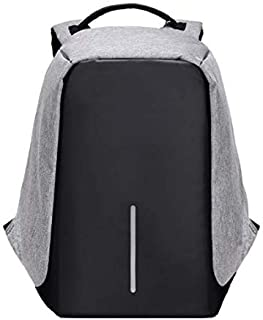 Anti Theft Design Backpack with USB Charging Port shoulder bag for students business people
