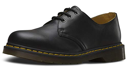 Dr. Martens - 1461 Nappa, Black, 10 M US Women/9 M US Men