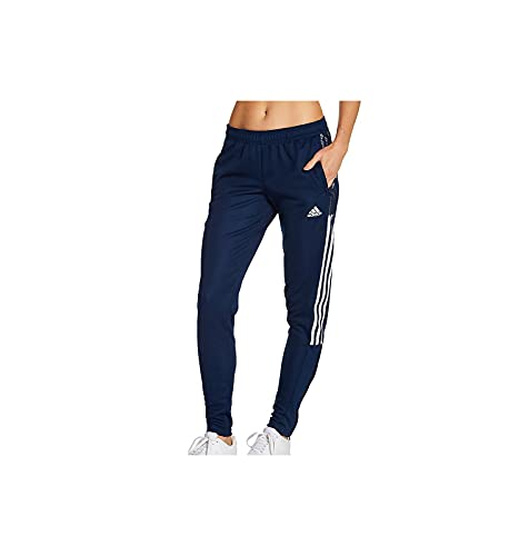 adidas womens Tiro 21 Track Pants Team Navy Blue Medium
