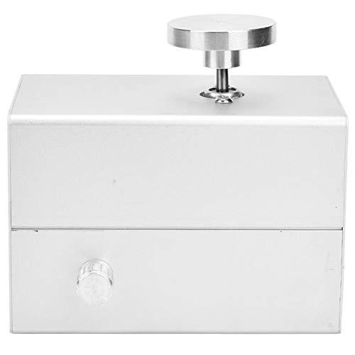 Caredy Mini Torno, máquina de cerámica, 2500 RPM. Molde para cerámica Plateada,...