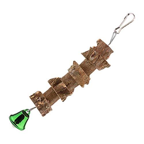 Holz Pet Kauen Spielzeug Zähneknirschen Sauberes Werkzeug Für Kaninchen Meerschweinchen Ratte - 5